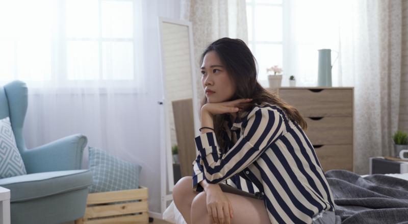 夜眠れない、気持ちが落ち着かないのは全般性不安障害かも?